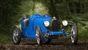 Bugatti se met à l'électrique avec cette Baby II, vendue 30.000 € !