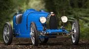 Bugatti Baby II : la Type 35 pour les petits et grands