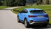 Essai Audi Q3 Sportback : dans l'air du temps