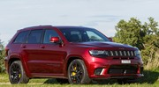 Essai Jeep Grand Cherokee Trackhawk : The Hyper Jeep
