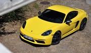 Essai Porsche 718 Cayman T : T aux épices
