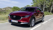 Essai Mazda CX-30 : Entre deux