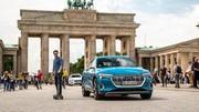 Audi dévoile un concept de trottinette électrique