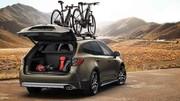 Toyota Corolla Trek : une version tout chemin