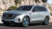 Mercedes EQB : Le futur GLB électrique se profile