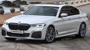 BMW Série 5 restylée 2020 : une grande calandre façon Série 7 ?