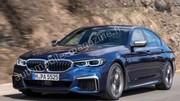 BMW Série 5 2020 : restylage subtil attendu