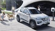 Renault City K-ZE : un véhicule électrique pour 7 200 €