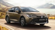 Toyota Corolla Trek : le break enfile sa tenue de randonneur