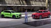 Audi RS Q3 et RS Q3 Sportback 2019 : à bord des SUV sportifs en vidéo