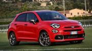 Essai Fiat 500 X Sport : dédoublement