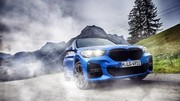 BMW X1 xDrive 25 e : SUV hybride rechargeable premium, format compact