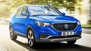 MG lance un SUV 100 % électrique : le ZS EV