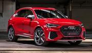 Cinq cylindres et 400 ch pour l'Audi RSQ3