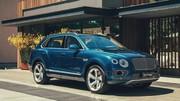 Bentley Bentayga : le colosse devient hybride