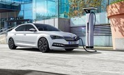 Skoda Superb iV : La version hybride rechargeable à partir de 39 950 €