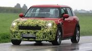 Le SUV Mini Countryman restylé montre ses optiques