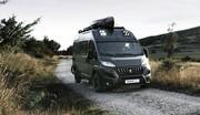 Peugeot Boxer 4x4 Concept : mieux qu'un Range Rover ?