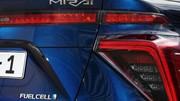 La nouvelle Toyota Mirai pour les JO