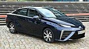 Toyota : déjà une nouvelle Mirai, pour 2020