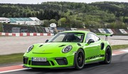 Essai Porsche 911 GT3 RS (2018- ) : Enfer vert !