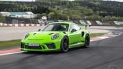 Essai Porsche 911 (991II) GT3 RS (2018 - ) : Enfer vert