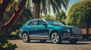 Bentayga Hybrid : la Bentley la plus « efficiente » arrive !