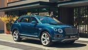 Le Bentley Bentayga passe au régime hybride