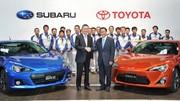 Toyota monte à 20 % du capital de Subaru