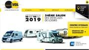 Salon du véhicule de loisirs 2019 : nouveautés et infos pratiques