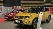 Suzuki Vitara et S-Cross : une version hybride pour début 2020