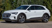 Essai Audi e-tron 55 Quattro: le glouton