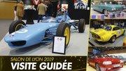 Salon de Lyon 2019 : voitures anciennes et insolites