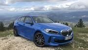Essai BMW Série 1 20d (2019) : 4 roues motrices d'office