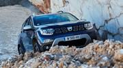 Essai Dacia Duster TCe 130 4x4