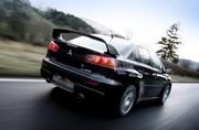 Essai Mitsubishi Lancer Evolution MR : Kung Fu Panda