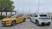 Essai comparatif : Peugeot 208 ou e-208, laquelle choisir ?