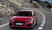 Audi RS4 : fidèle au V6