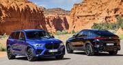 BMW X5 M et X6 M Competition : bienvenue dans l'autre monde