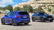 BMW X5/X6 M : encore plus rapides en Competition