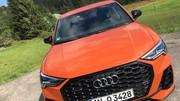 Essai Audi Q3 Sportback : SUV compact