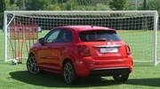 Essai du Fiat 500X Sport : l'italien muscle son jeu