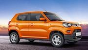 Suzuki lance son nouveau mini SUV S-Presso pour le marché indien