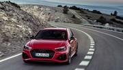 Audi RS4 Avant : nouveau regard