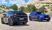 BMW X5 M et X6 M Competition : la loi du toujours plus