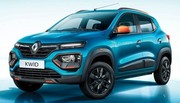 Renault Kwid : gros restylage pour la citadine low-cost