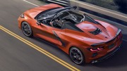 Corvette C8 Stingray Cabrio (2020) : toutes les infos et photos