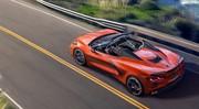 Chevrolet Corvette Convertible : à toit rigide