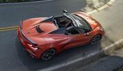 Chevrolet présente sa nouvelle Corvette C8 Stingray Cabriolet (2020)