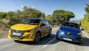 Essai nouvelle Peugeot 208 GT Line face à la Renault Clio RS Line